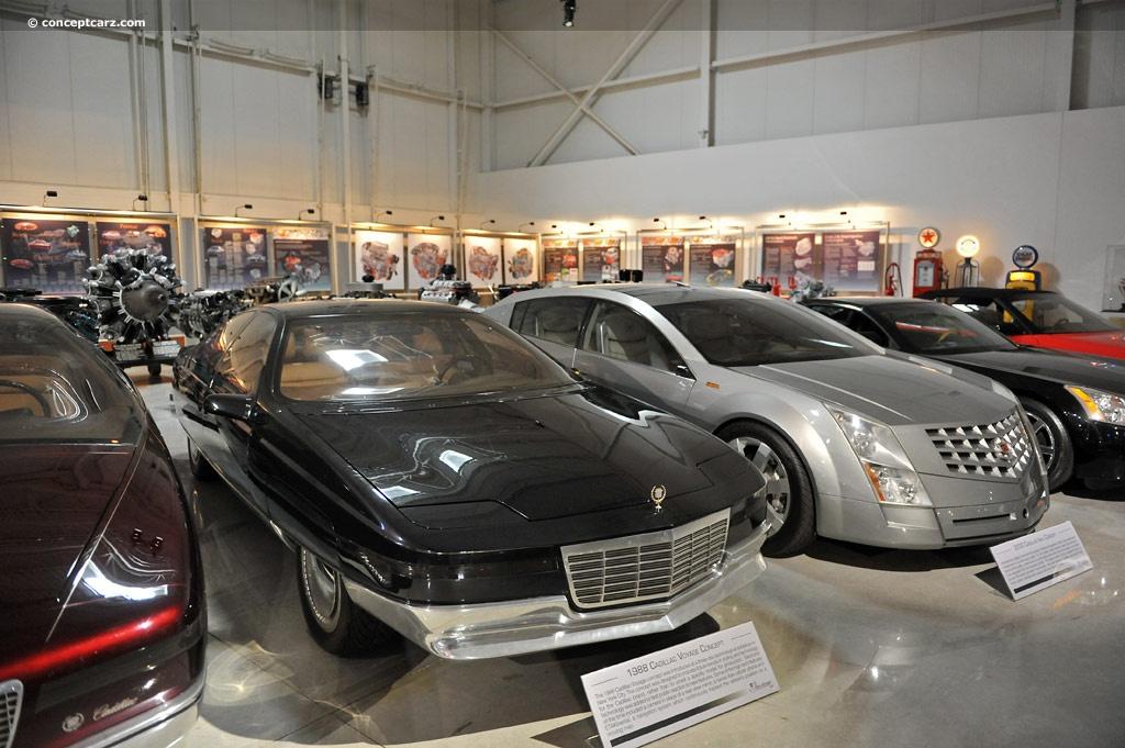 1988 Cadillac Voyage Concept Conceptcarz Com
