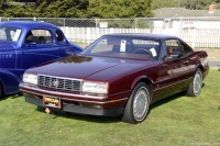 1989 Cadillac Allante.  Chassis number 1G6VR3189KU100601