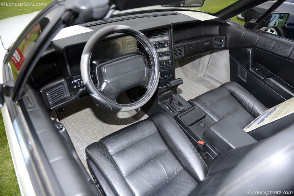 Auction Results and Sales Data for 1990 Cadillac Allante