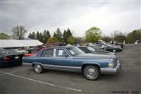 1991 Cadillac Brougham.  Chassis number 1G6DW5470MR718575
