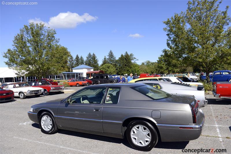 1999 Cadillac Eldorado Chassis 1g6el12y0xu604501