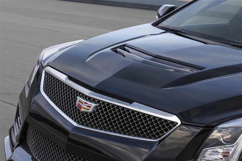 2015 Cadillac ATS-V Sedan