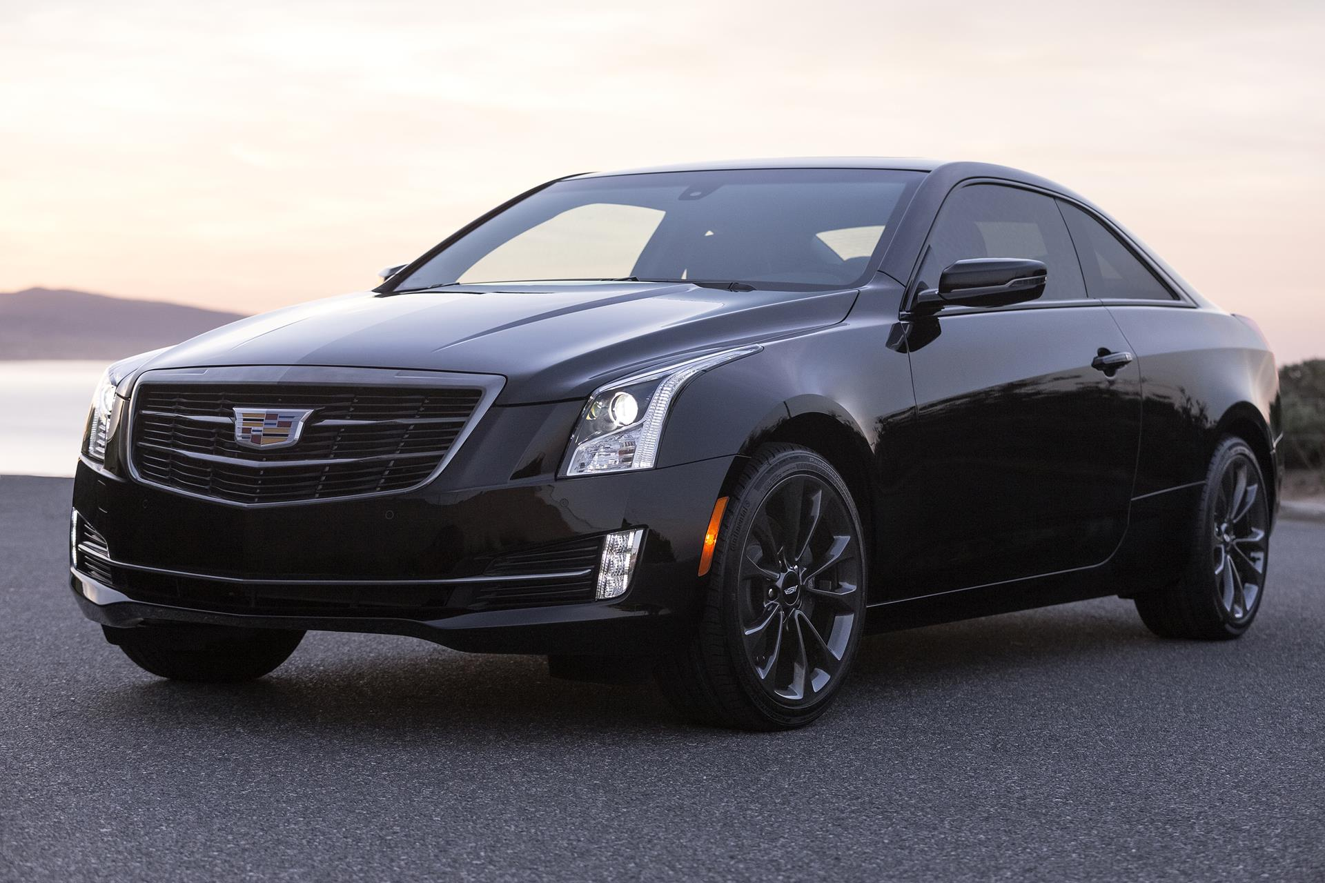 2016 Cadillac ATS Black Chrome Package News And Information