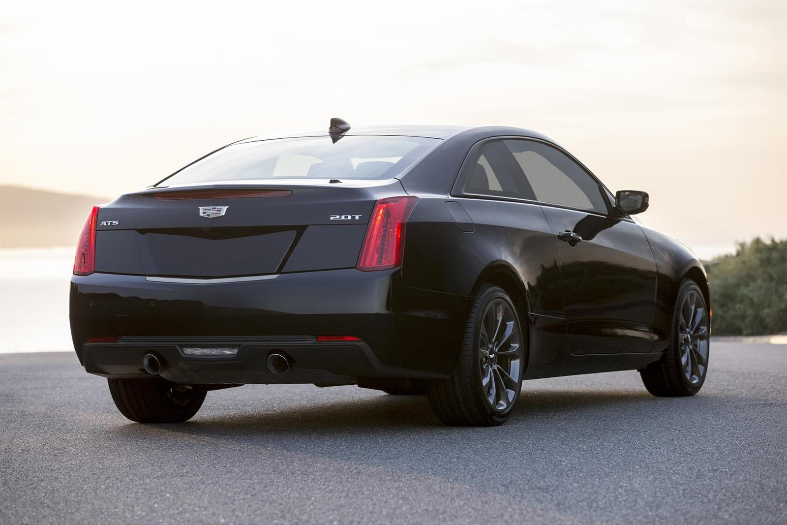 2016 Cadillac ATS Black Chrome Package