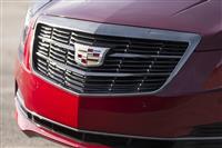 2016 Cadillac ATS Black Chrome Package
