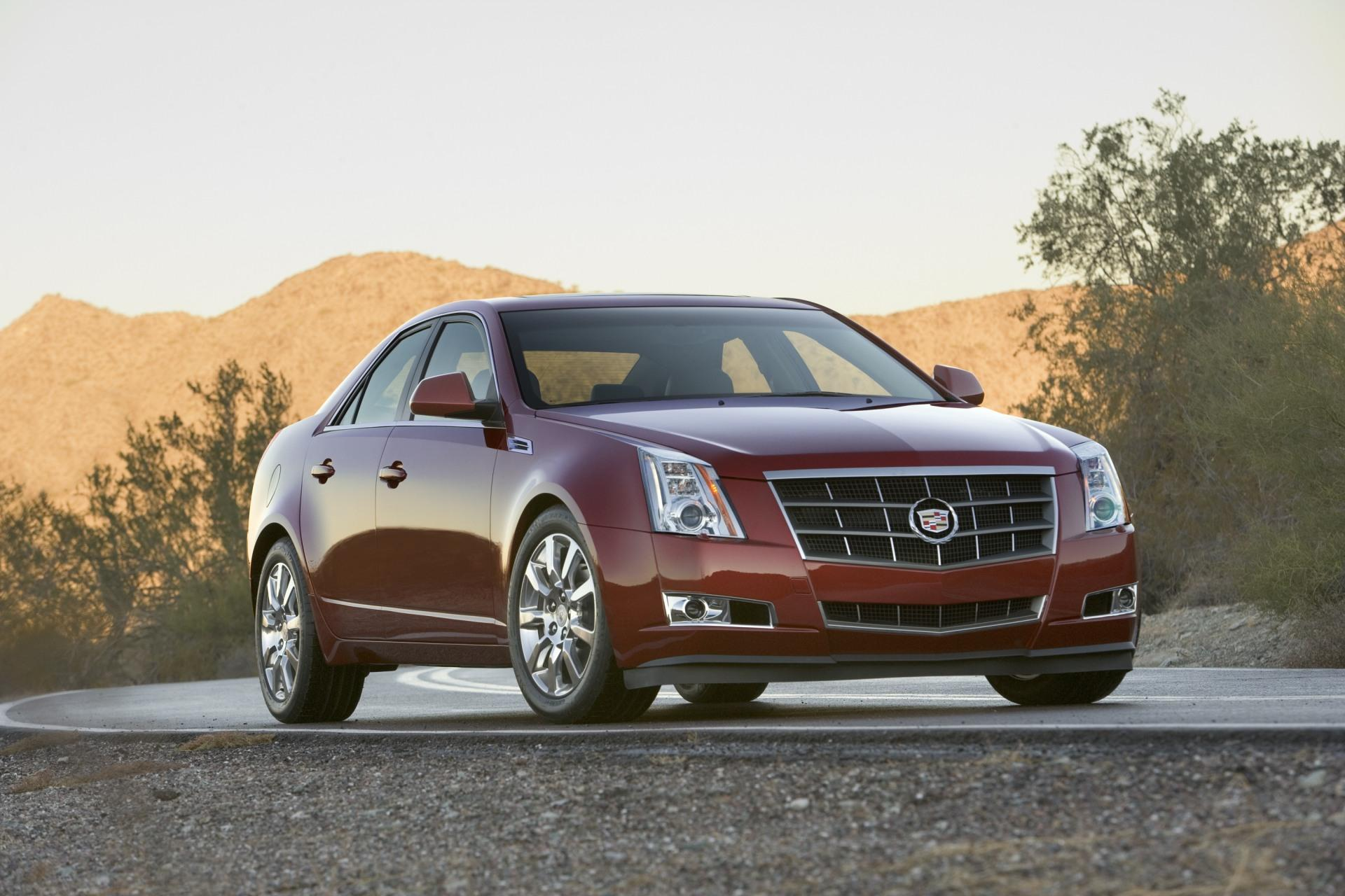 2010 Cadillac Cts News And Information Conceptcarz Com
