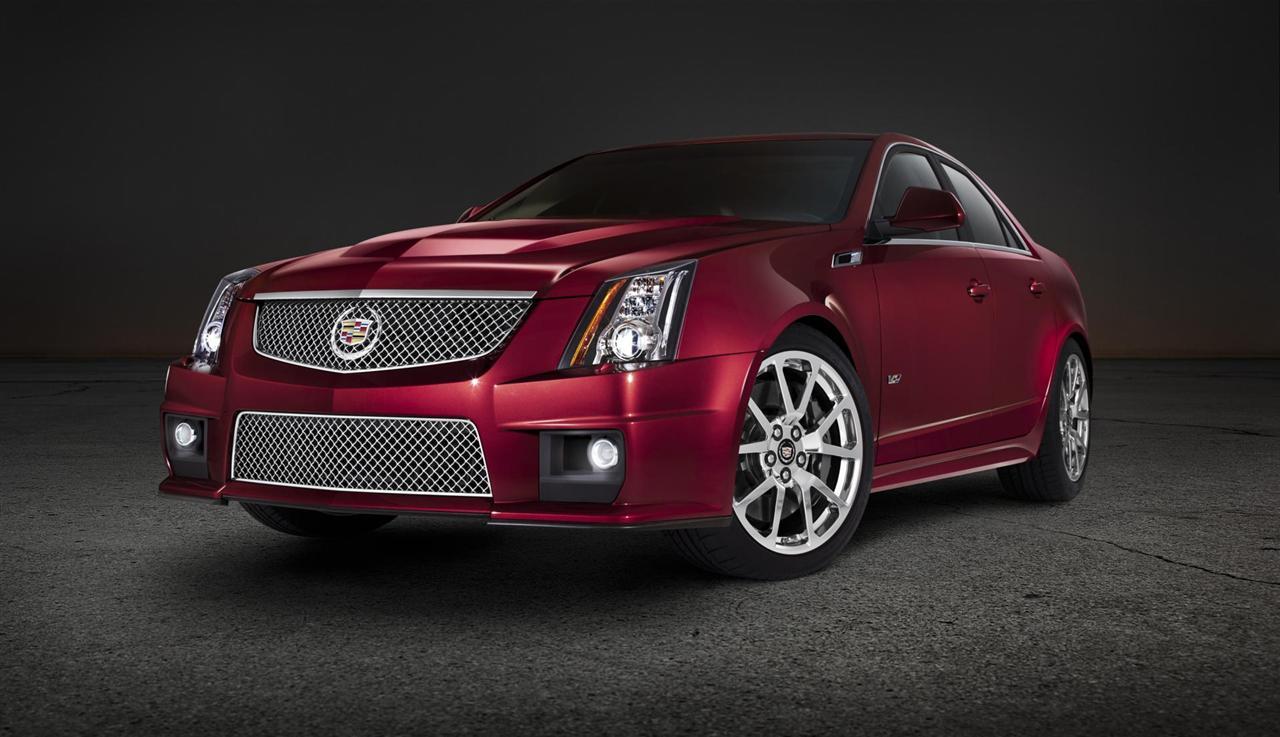 Cts V 2018 >> 2012 Cadillac CTS Sport Sedan Image. Photo 6 of 15