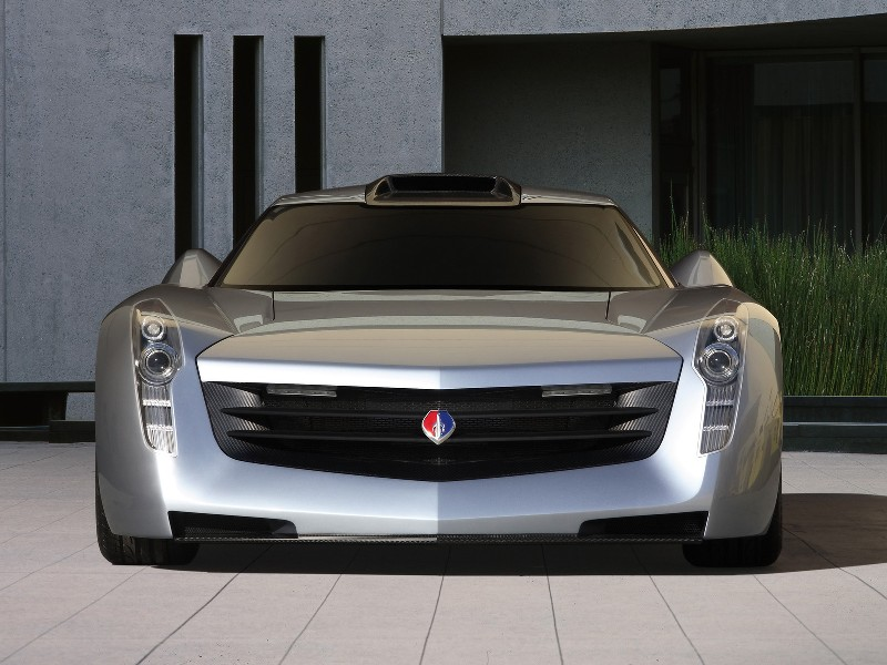2006 Cadillac Ecojet Concept Image Photo 1 Of 6
