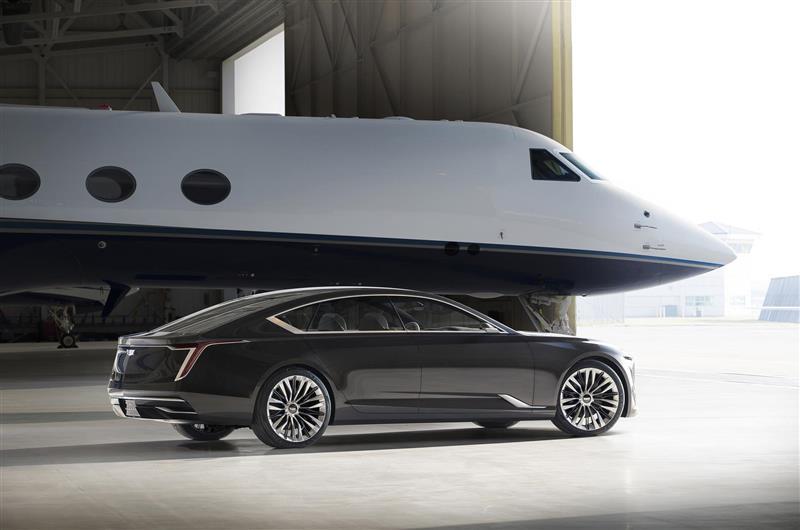 Cadillac Escala Concept pictures and wallpaper