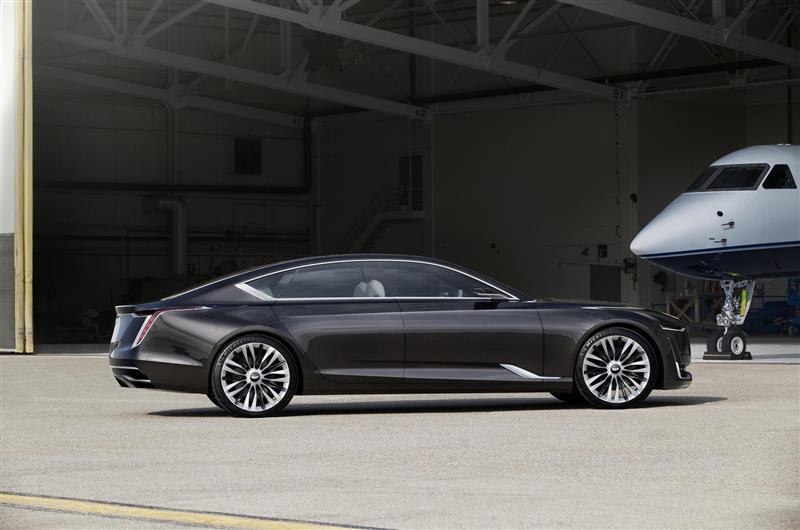 2016 Cadillac Escala Concept Image Photo 23 Of 36