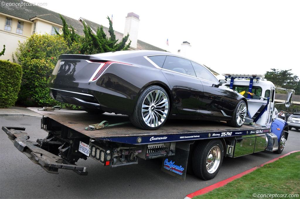 2016 Cadillac Escala Concept Image Https Www