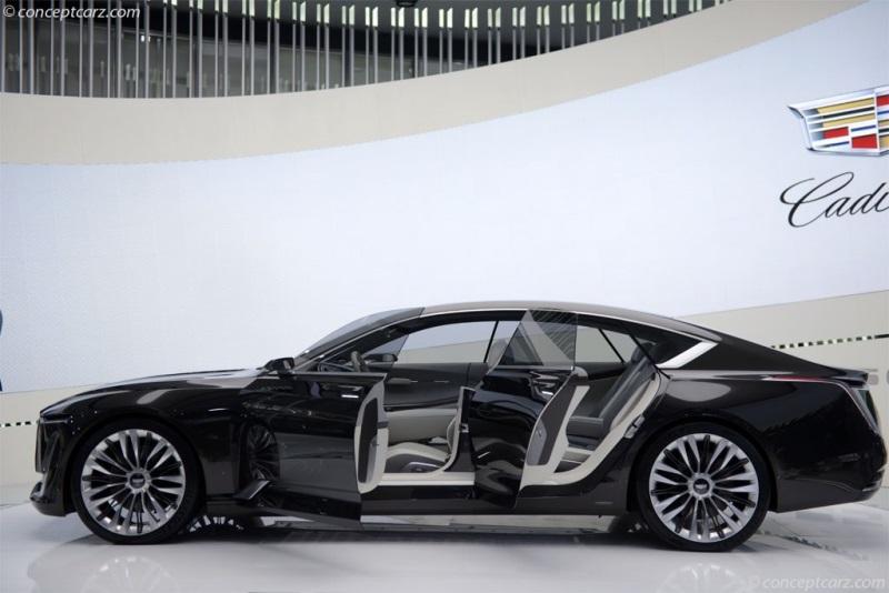 2016 Cadillac Escala Concept Image Photo 6 Of 36