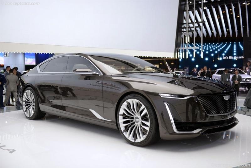 2016 Cadillac Escala Concept Image Photo 3 Of 36