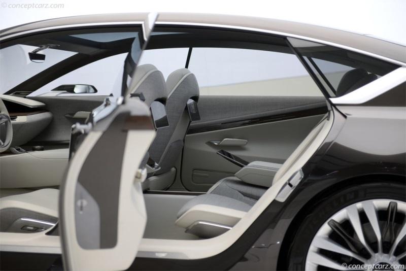 2016 Cadillac Escala Concept Image Photo 1 Of 36