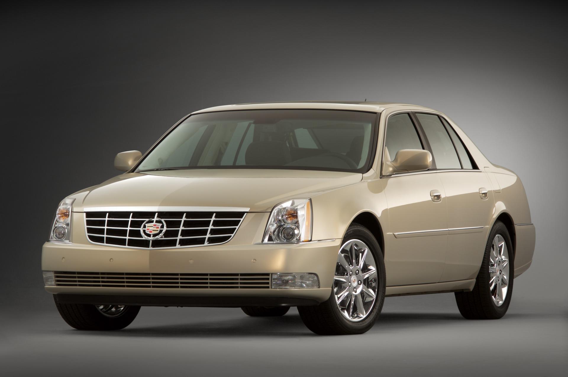 2009 Cadillac DTS News and Information   conceptcarz.com