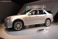 2007 Cadillac SRX image.