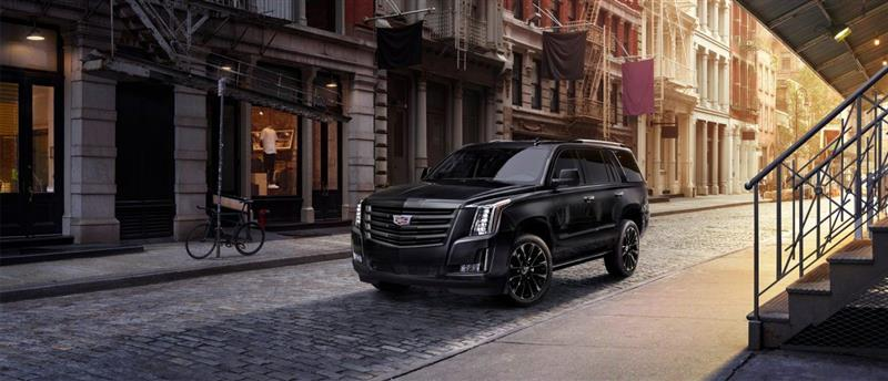 2019 Cadillac Escalade Sport Edition pictures and wallpaper