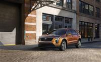 Popular 2020 Cadillac XT4 Wallpaper