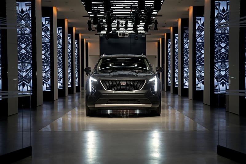 2018 Cadillac XT4