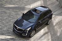 Popular 2021 Cadillac XT5 Wallpaper