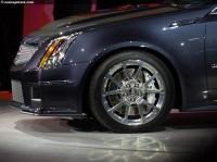 2009 Cadillac CTS-V image.