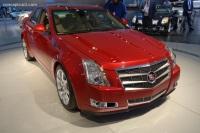 2008 Cadillac CTS image.