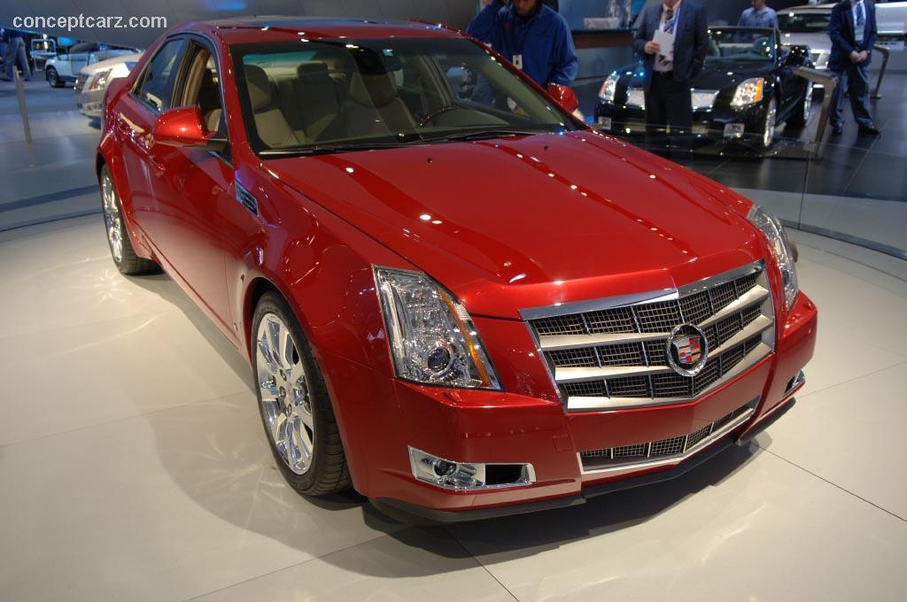 Cadillac Price >> 2008 Cadillac CTS Image. Photo 8 of 28