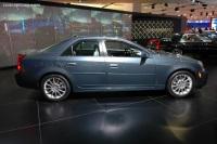 2006 Cadillac CTS image.