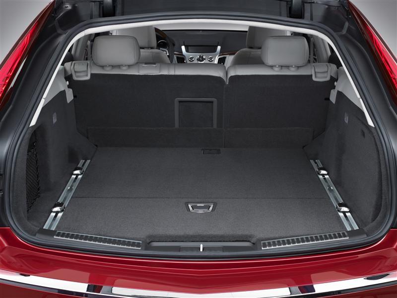 2009 Cadillac CTS Sport Wagon