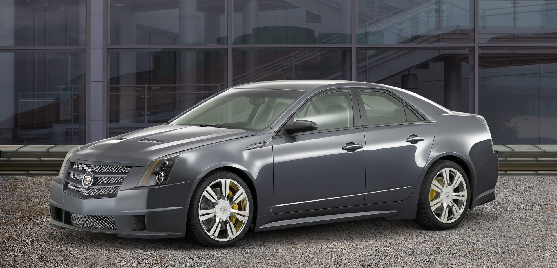 2007 Cadillac Cts Sport Concept History Pictures Value Auction