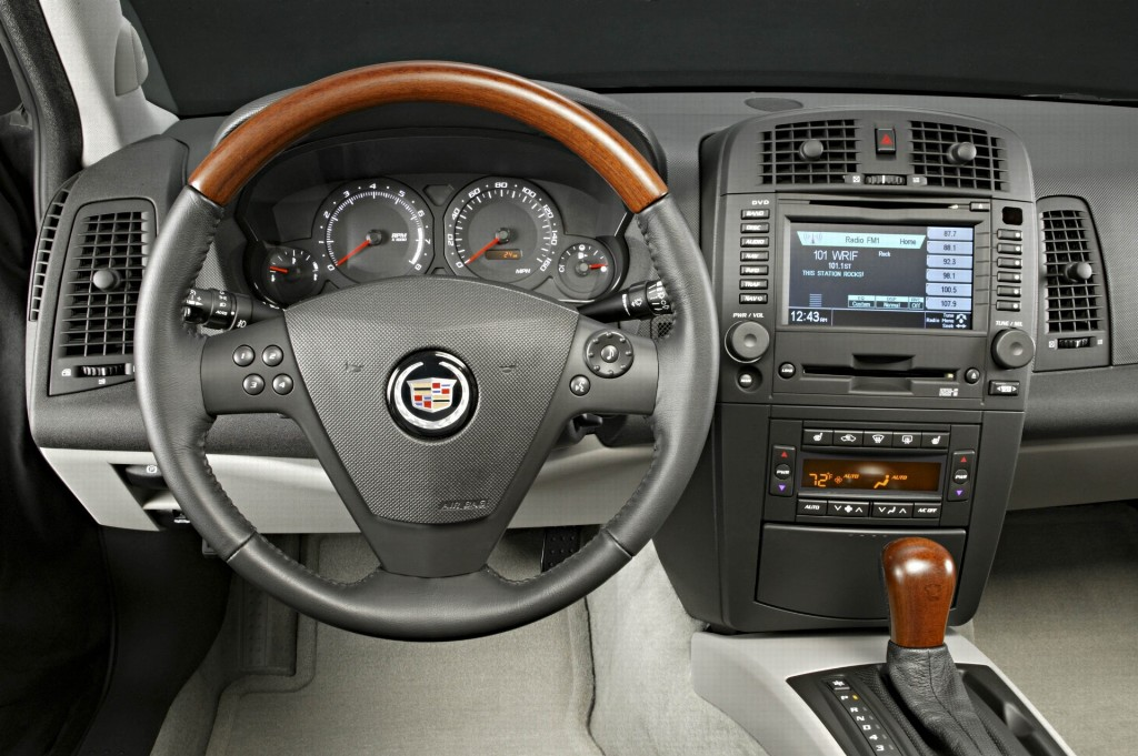 Auction Results and Sales Data for 2004 Cadillac CTS