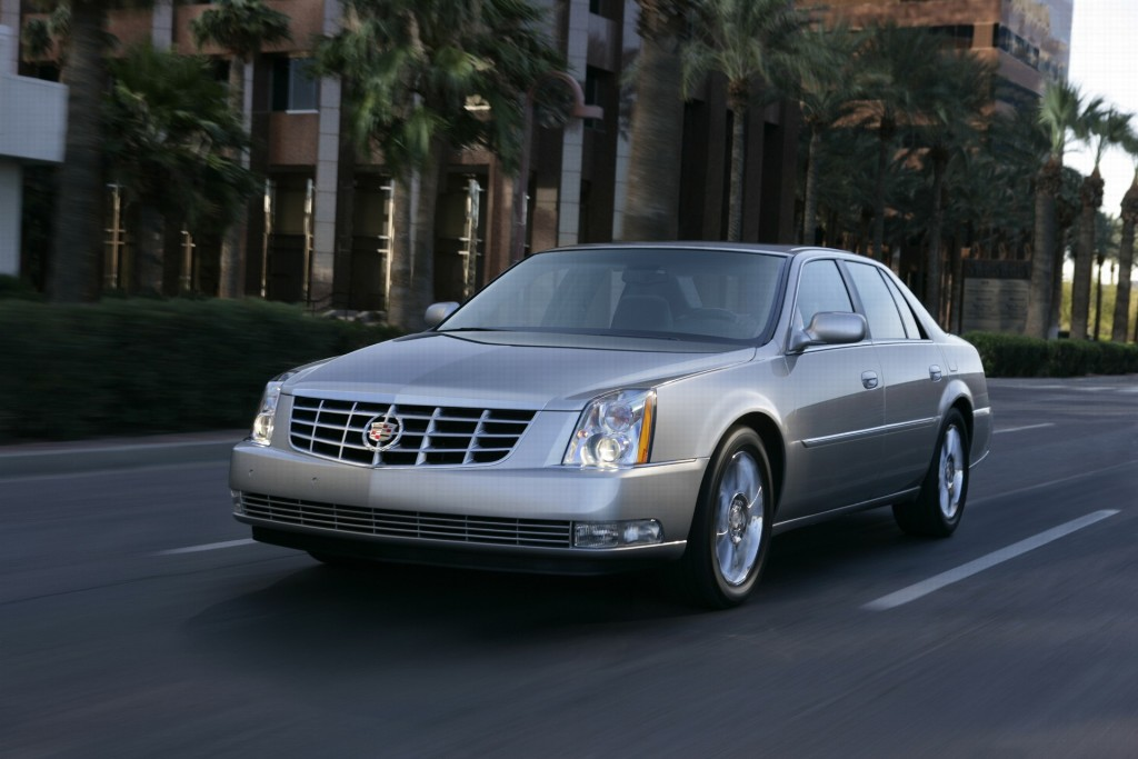 2007 cadillac dts pictures history value research news 2007 cadillac dts sciox Gallery