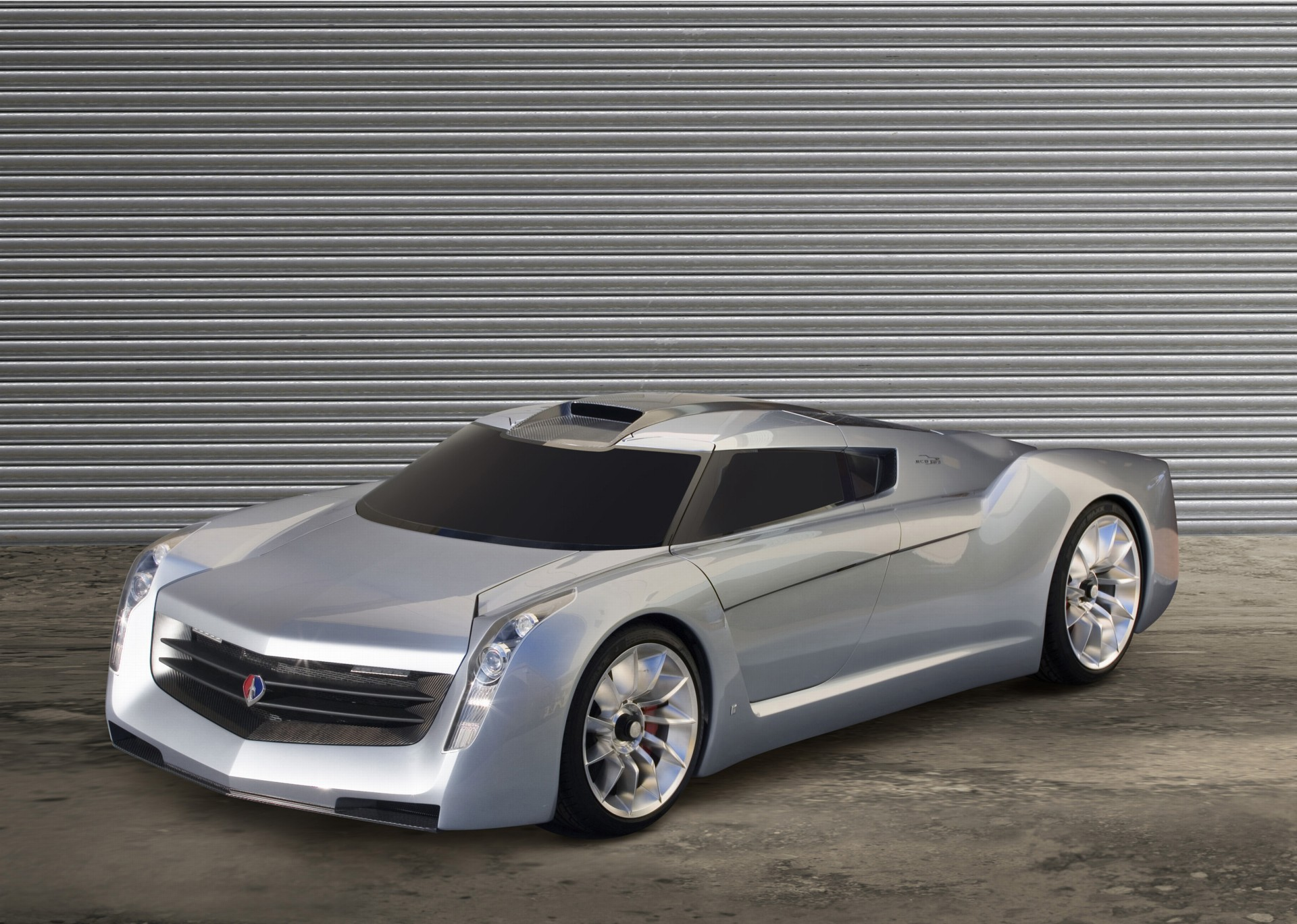2006 Cadillac EcoJet Concept History, Pictures, Sales ...