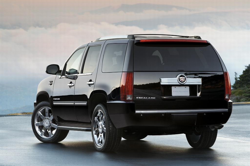 auction results and sales data for 2008 cadillac escalade