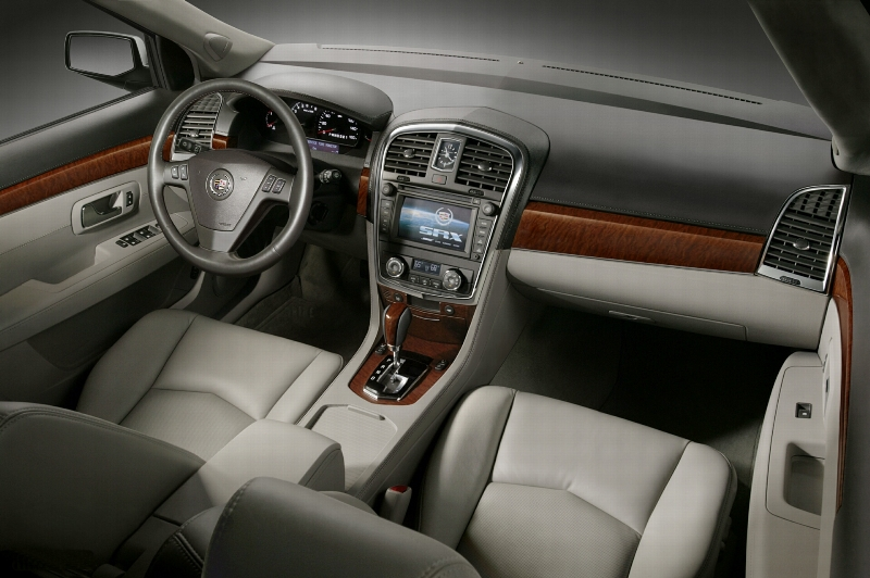 2008 Cadillac SRX Image. Photo 1 of 3