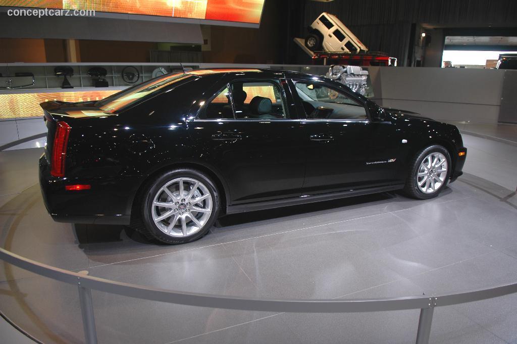2006 Cadillac Sts V Image Photo 12 Of 35