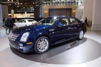 2008 Cadillac STS image.