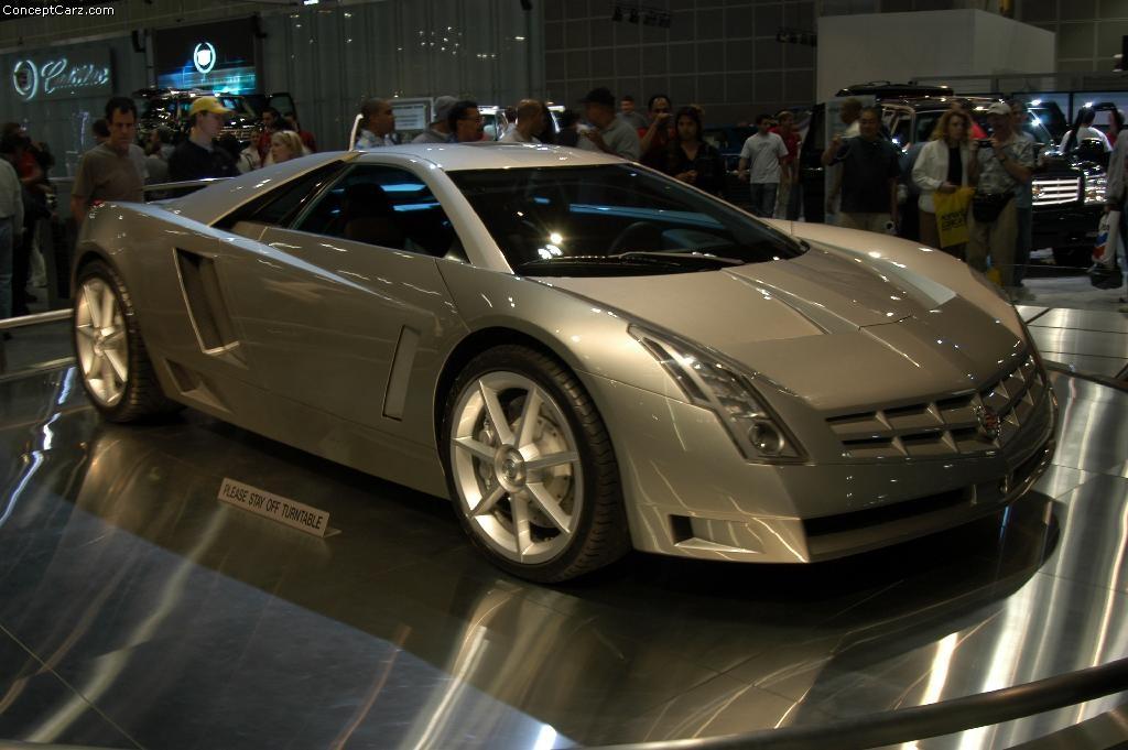 Cadillac Ciel Price >> 2002 Cadillac Cien Concept Image. https://www.conceptcarz ...