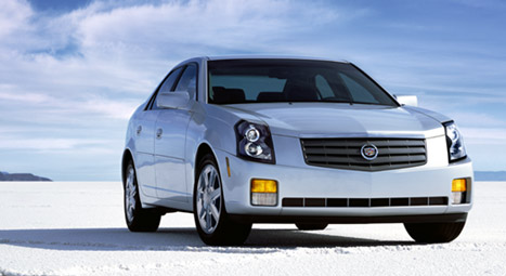 2005 cadillac cts history pictures value auction sales. Black Bedroom Furniture Sets. Home Design Ideas