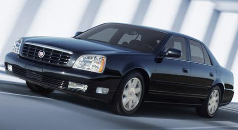 2005 Cadillac Deville Conceptcarz Com
