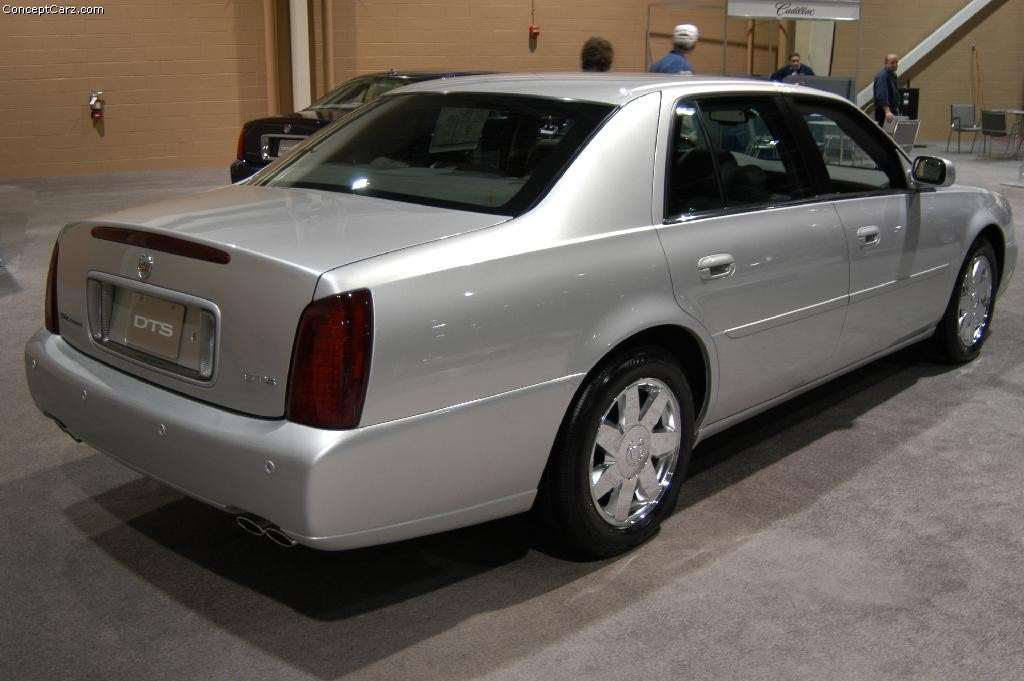2003 Cadillac Deville Image Photo 17 Of 19