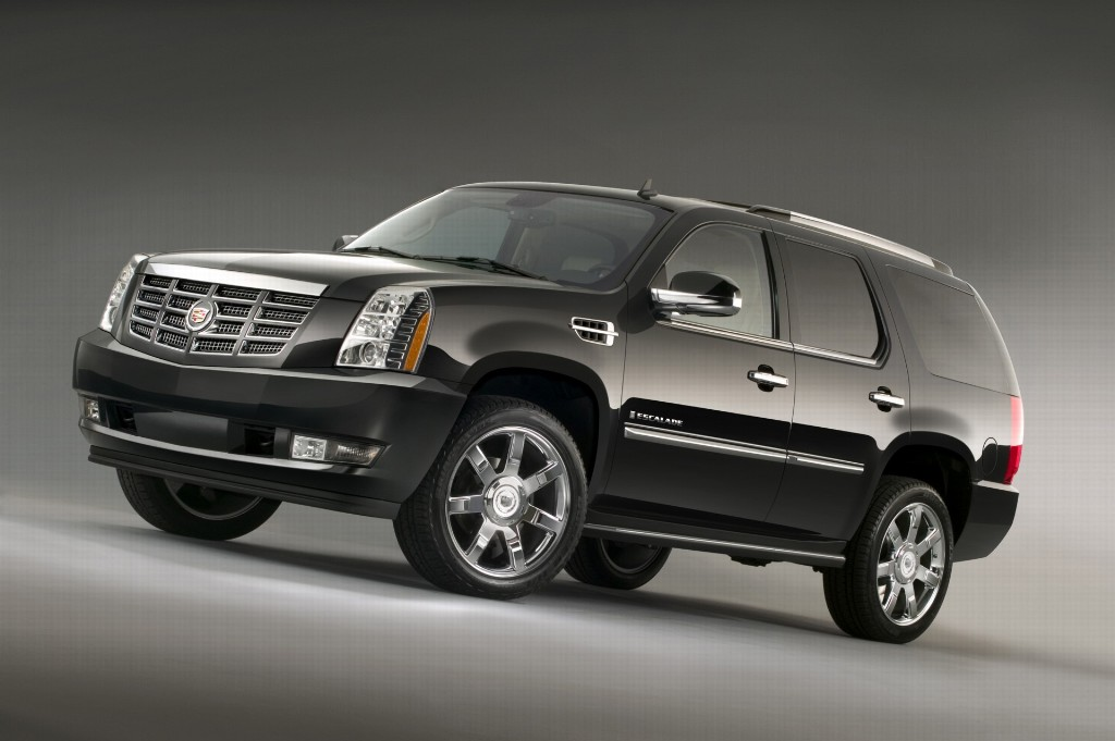 2007 Cadillac Escalade Pictures History Value Research