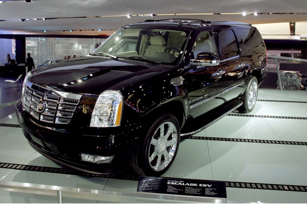 2007 cadillac escalade pictures history value research news. Black Bedroom Furniture Sets. Home Design Ideas
