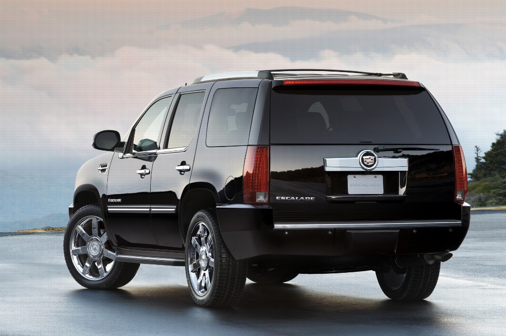 2007 cadillac escalade pictures history value research. Black Bedroom Furniture Sets. Home Design Ideas