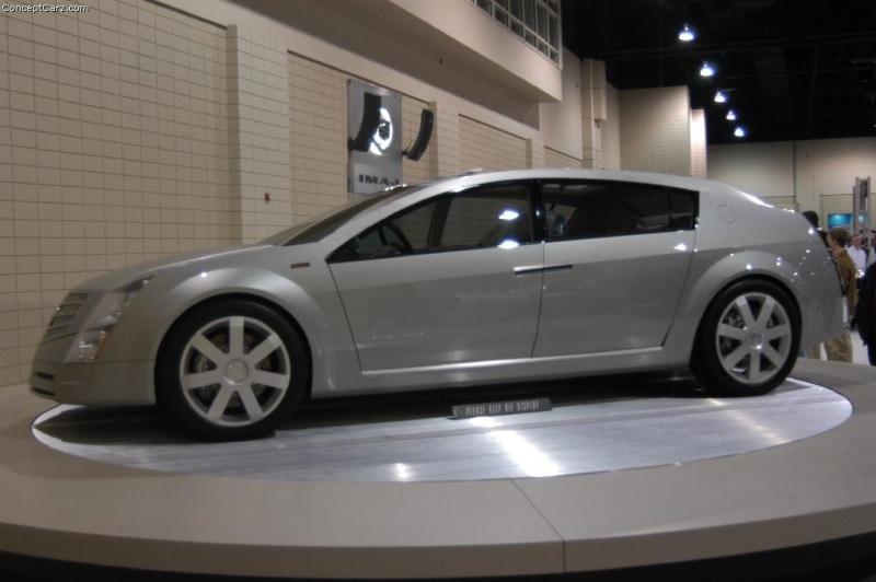 2000 Cadillac Imaj Concept