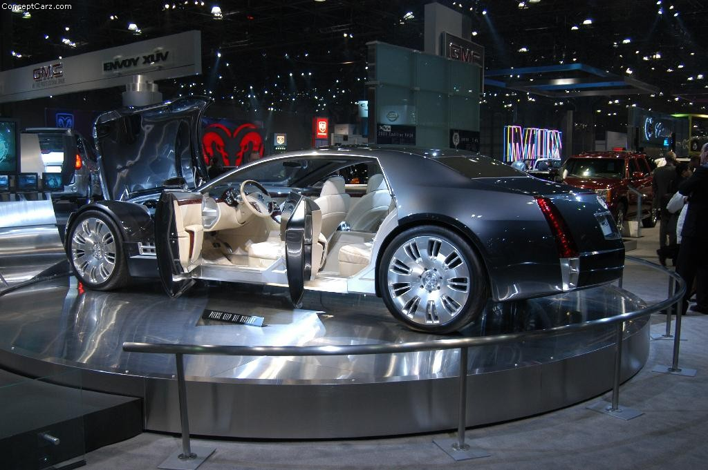 2003 Cadillac Sixteen Concept Image Httpswww