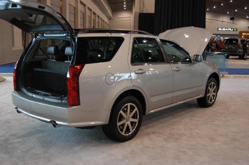 2004 Cadillac Srx Image Photo 5 Of 18