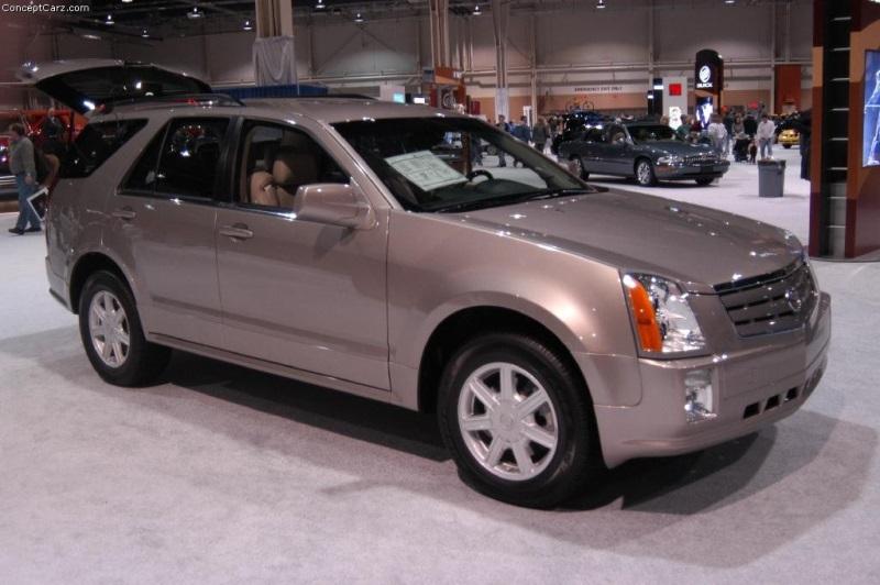 2004 Cadillac Srx Image Photo 1 Of 18