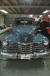 Chassis information for Cadillac Series 75