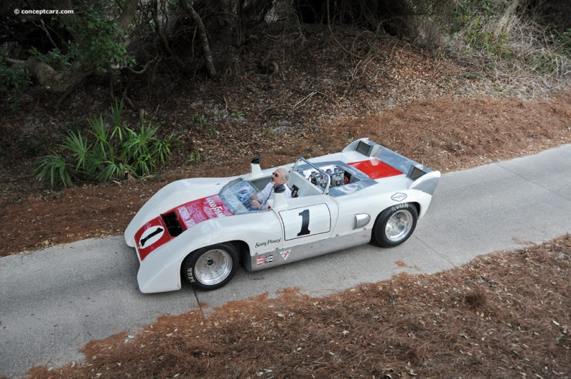 1967 Caldwell D-7